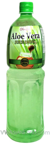 Chin Chin Aloe Vera Juice, 50.7 oz (12-Count)