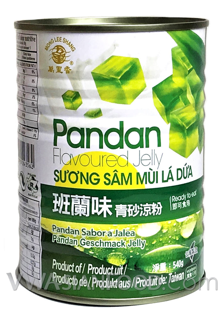 Mong Lee Shang Pandan Jelly, 19 oz (12-Count)