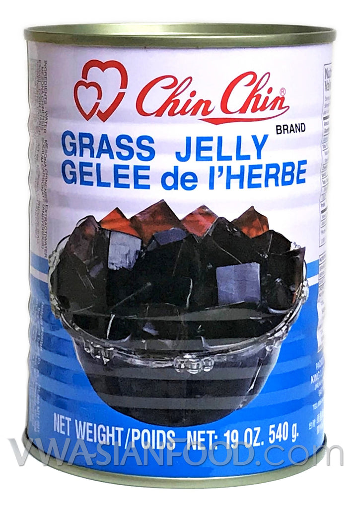 Chin Chin Grass Jelly, 19 oz (12-Count) – VW Asian Food Co
