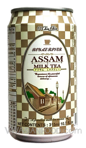 Chin Chin Assam Milk Tea, 11 oz (24-Count)