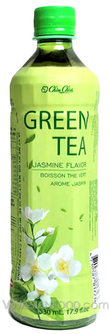 Chin Chin Green Tea Jasmine, 17.9 oz (24-Count)