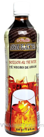 Chin Chin Assam Black Tea Bottle, 17.9 oz (24-Count)
