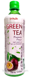 Chin Chin Green Tea with Passionfruit, 17 oz (24-Count)