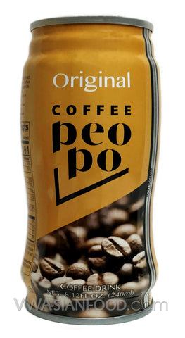 Peopo Coffee Original 8.12oz (24-Count)
