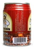 Mr. Brown Cappuccino Iced Coffee, 8.12 oz (24-Count)