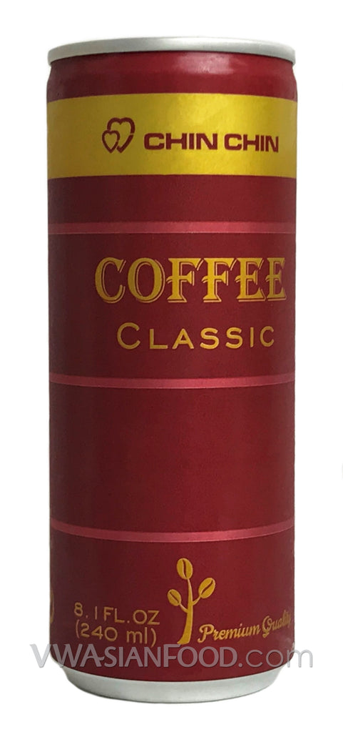 Chin Chin Coffee Classic 8.1oz (24-Count)