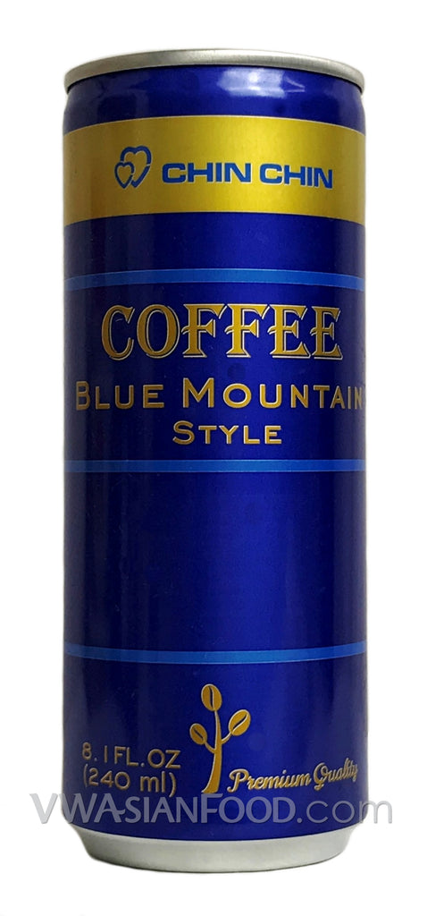 Chin Chin Coffee Blue Mountain 8.1oz (24-Count)