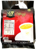 G7 Instant 3-In-1 Coffee (0.56 oz), 20-Sticks (20-Packs)