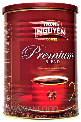 Trung Nguyen Premium Blend Coffee, 17.36 oz (20-Count)