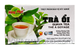 Hung Phat Guava Tea (Tra Oi) 1.75oz x25 sachet, 10-Boxes (10-Packs)