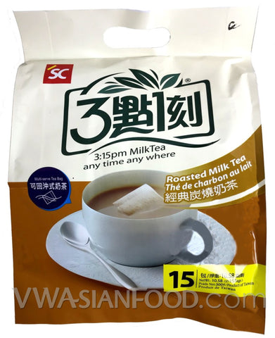 3:15 Milk Tea (Roasted) 10.58 oz, 15-Bags (12-Count)