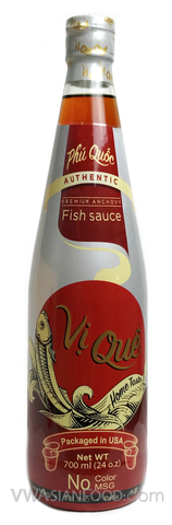 Phu Quoc Fish Sauce, 24 oz Bottle (12-Count)