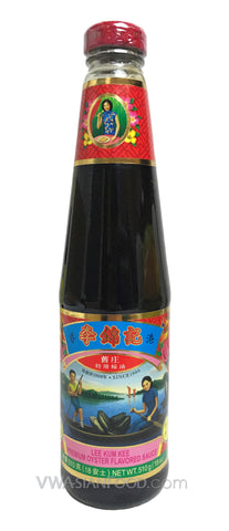Lee Kum Kee Oyster Sauce Premium, 18 oz (24-Count)