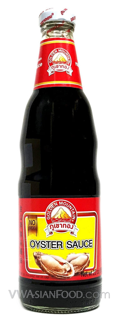 Golden Mountain Oyster Sauce, 23.3 oz (12-Count)