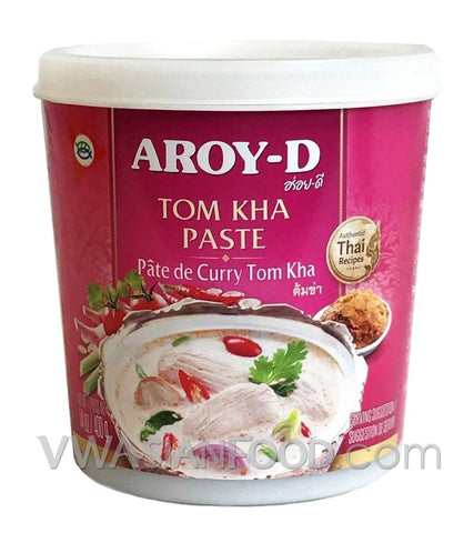 Aroy-D Tom Kha Paste, 14 oz (24-Count)