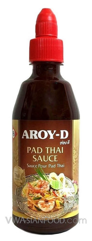 Aroy-D Pad Thai Sauce, 20.45 oz Bottle (12-Count)