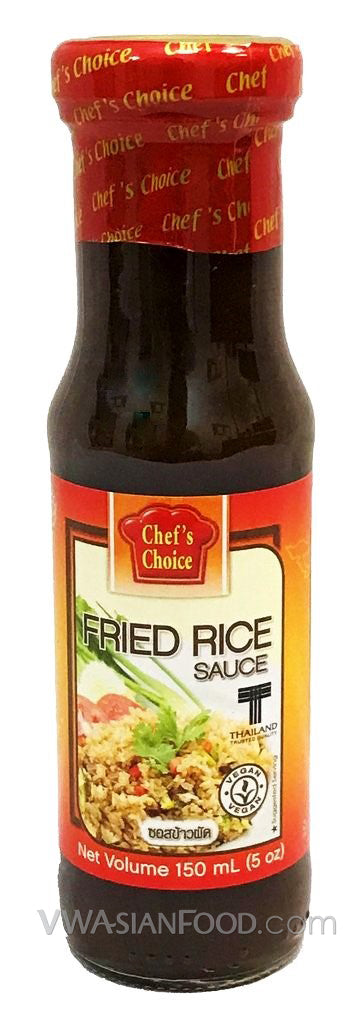 Chef's Choice Fried Rice Sauce, 5 oz (24-Count)