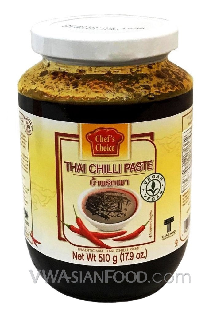 Chef's Choice Thai Chili Paste, 17.9 oz (24-Count)