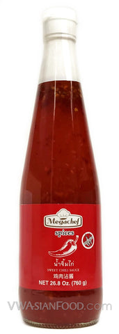 Megachef Sweet Chili Sauce, 26.8 oz (12-Count)