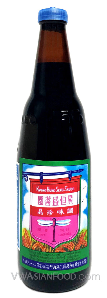 K.H.S Sweet Soy Sauce, 19 oz (12-Count)