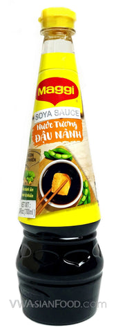 Maggi Soy Sauce, 23.67 oz (12-Count)