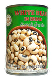 Golden Anchor White Bean in Brine, 15 oz (24-Count)