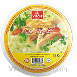 Vifon Chicken Instant Rice Porridge (Chao Ga) 4.2 oz, 6-Bowls (6-Packs)