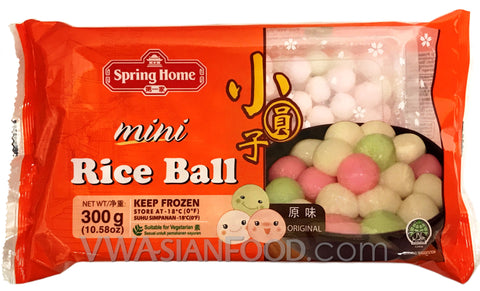 Spring Home Fz Mini Rice Ball Original 10.58 oz (24 - Count)