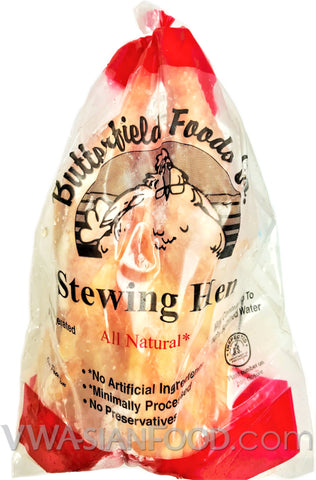 B&B Stewing Hen Chicken, 1-Pound (1-Count)