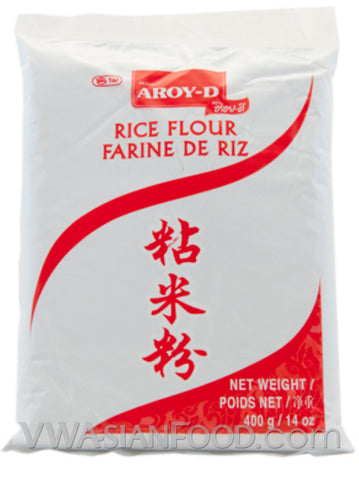 Aroy-D Rice Flour 14 0Z (20 - Count)
