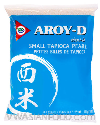 Aroy-D Tapioca Pearl 16 0Z (50 - Count)