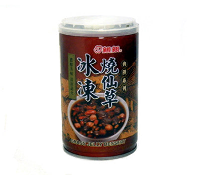 Chin Chin Grass Jelly Dessert, 11 oz (24-Count)