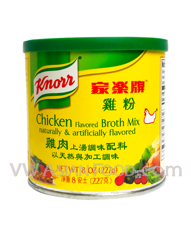 Knorr Chicken Flavored Broth Mix, 8 oz (24-Count)