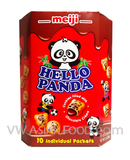 Hello Panda Chocolate Cream Filled Biscuits (Large Box) 9.1 oz, (8-Packs)