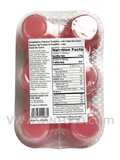 Yame Strawberry Pudding 23.2 oz, 6-Cups (12-Packs)