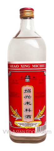 Shao Xing Michiu Cooking White Wine, 25.3 oz (12-Count)