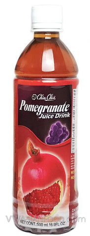Chin Chin Pomegranate Juice, 17 oz (24-Count)