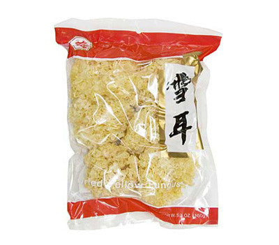 Fuyuki Dried White Fungus, 5.3 oz (30-Count)