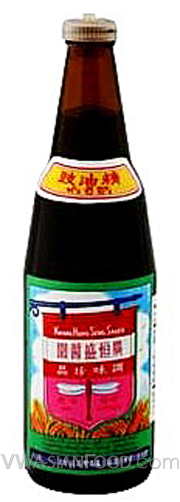 K.H.S Thin Soy Sauce, 19 oz (12-Count)