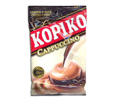 Kopiko Cappuccino Candy, 4.23 oz (24-Count)