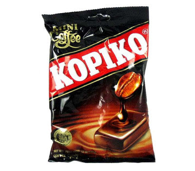 Kopiko Coffee Candy (Bag), 4.23 oz (24-Count)