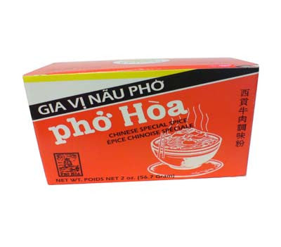 KTT Pho Hoa Chinese Special Spice (Gia Vi Nau Pho), 2 oz (24-Count)