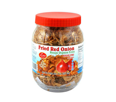 Lee Fried Red Onion, 8 oz (24-Count)