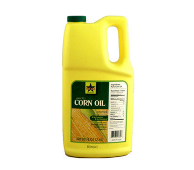 Mega 100% Pure Corn Oil, 88 oz (8-Count)