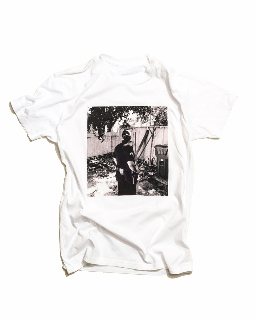 The Cop (Limited edition 100% organic cotton t-shirt)