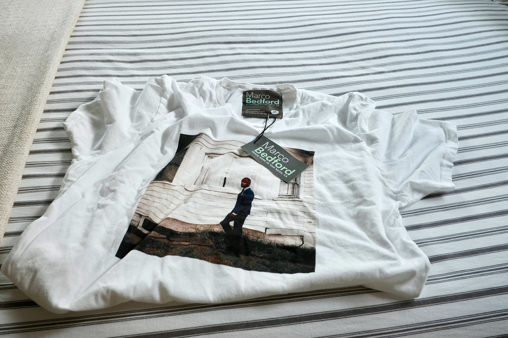 Derrick (Limited edition 100% organic cotton t-shirt)