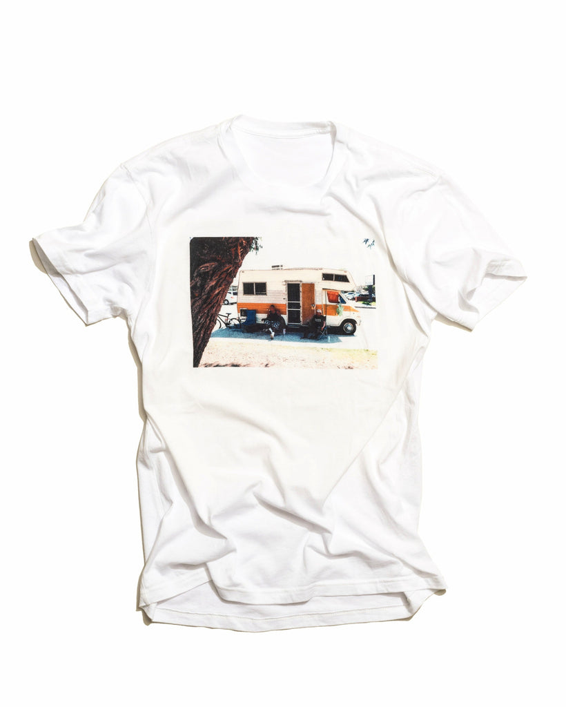 The RV (Limited edition 100% organic cotton t-shirt)