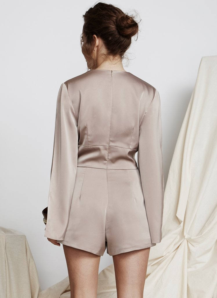 Borderline Playsuit by PS The Label