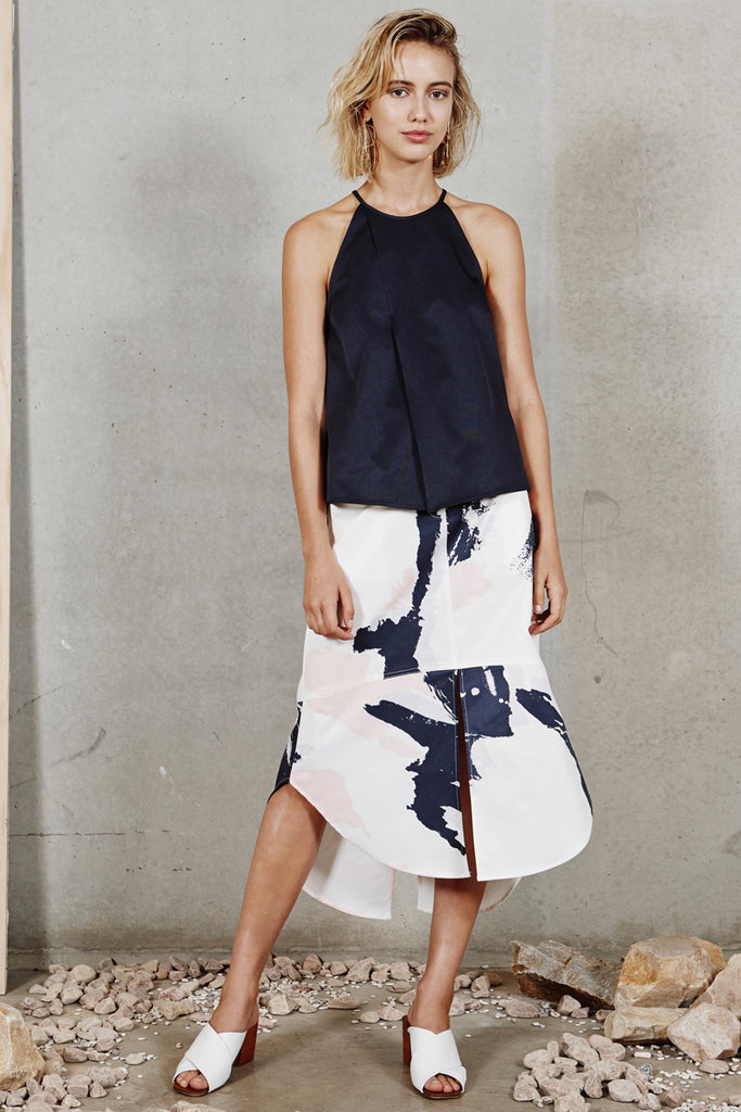 On Call Skirt by August St