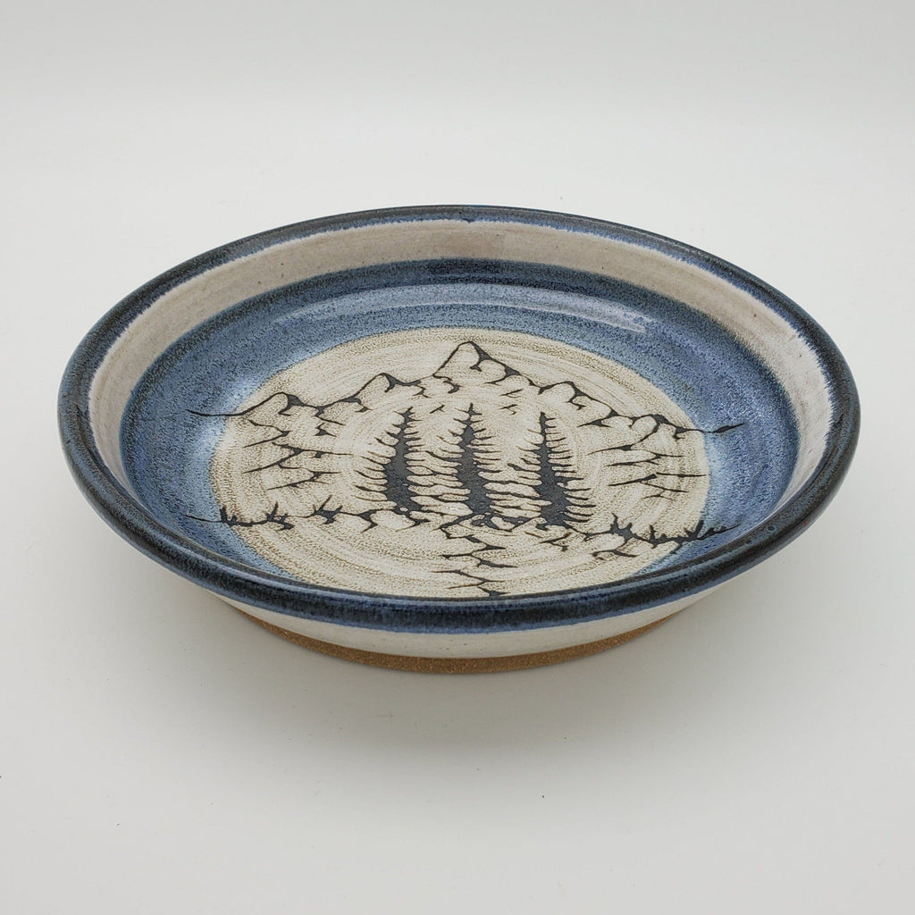 Mountain Low Serving Bowl